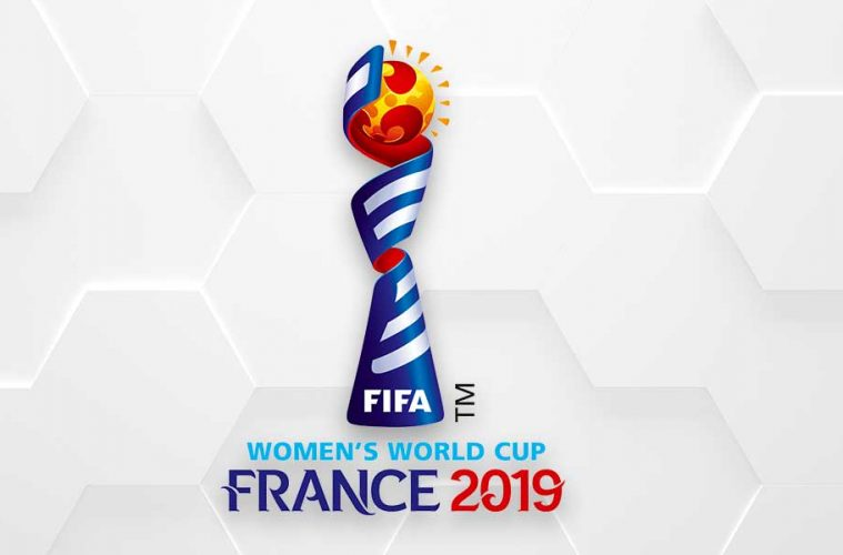 2019 FIFA World Cup logo