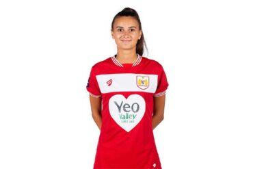 Rosella Ayane headshot for Bristol City. (Bristol City)
