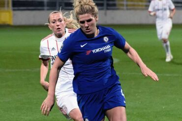 Millie Bright for Chelsea. (@el_loko74, WikiCommons)