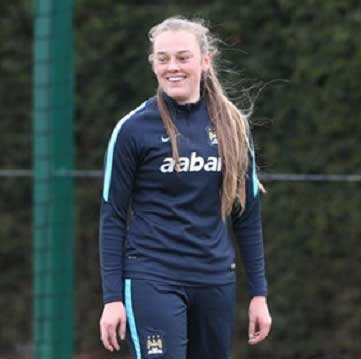 Zoe Tynan for AFC Fylde (AFC Fylde)