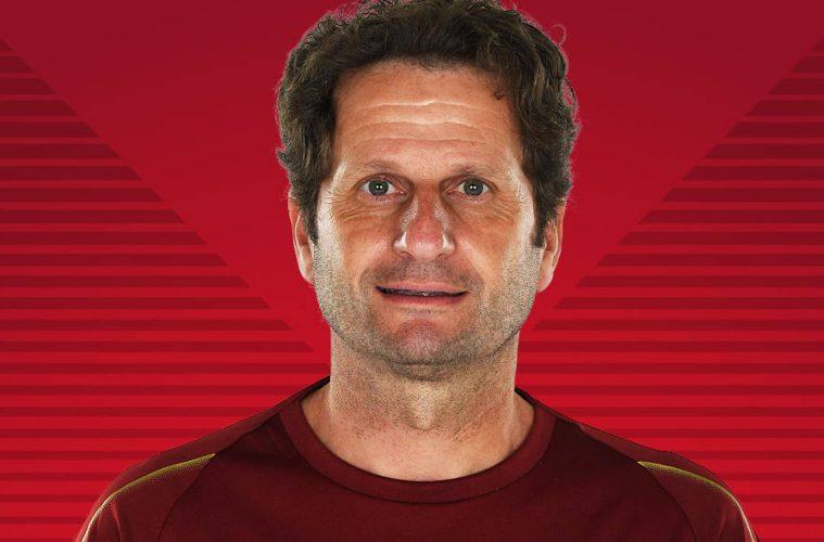 Joe Montemurro, head coach of Arsenal. (Arsenal)