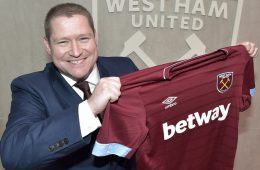Matt Beard, West Ham United head coach (Arfa, West Ham)