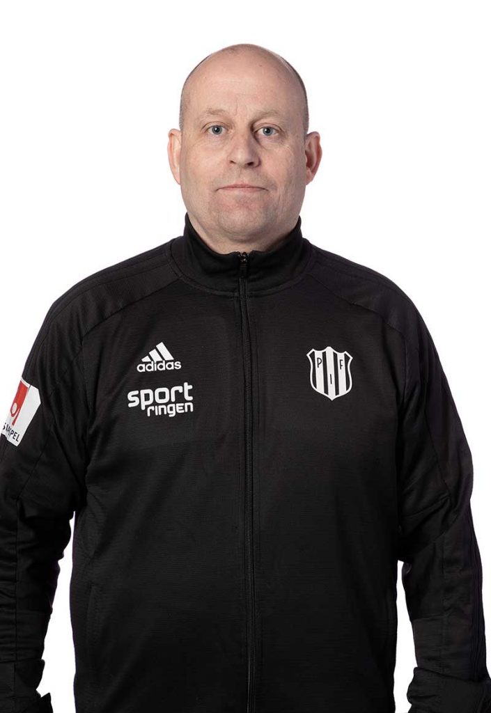 Piteå IF head coach Stellan Carlsson (Pitea IF)