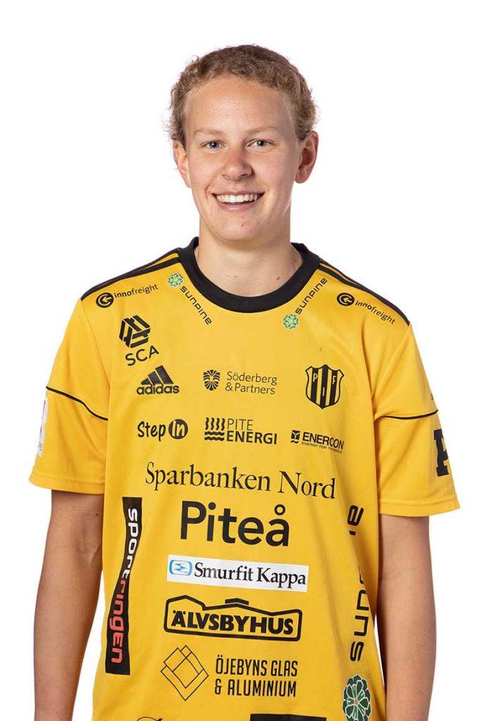 Cajsa Andersson headshot (Pitea IF).