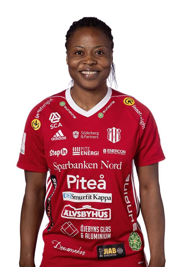 Faith Ikidi (Pitea IF).