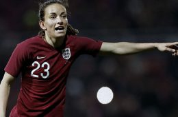 England's Lucy Staniforth. (The FA)