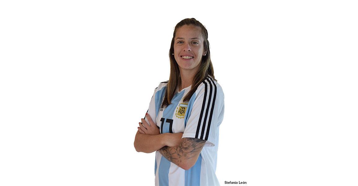 Argentina's Ruth Bravo. (Stefanía León)