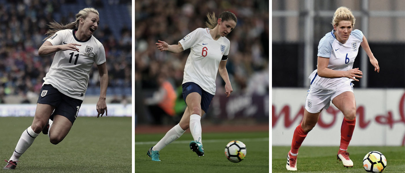 England Trio Discuss Neville's Style of Play and the Guardiola Influence