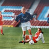 Tracy Osborn (Nelson) playing form Millwall Lionesses in 1997. (Tracy Osborn Nelson)